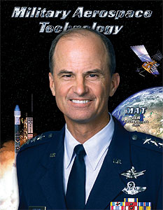 Gen. Kevin P. Chilton - Commander, Air Force Space Command